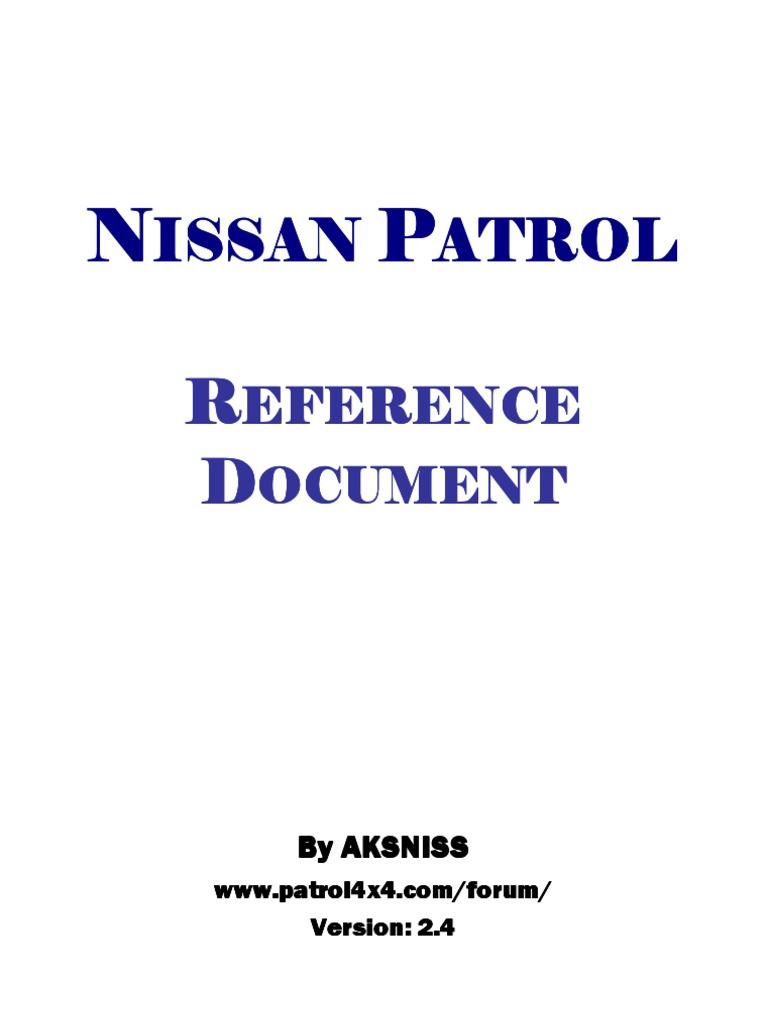 1512147018?v=1 nissan patrol zd30 y61 reference document colour turbocharger nissan patrol wiring diagram at webbmarketing.co