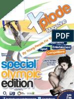 Xplode Magazine Issue 1