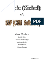 Sap-crm v Siebel