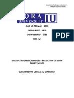 QTIA Report