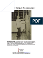Wooden Dummy Contruction eBook