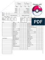 Pokesheet Player 2