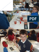 proyecto 2º the solar system