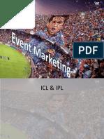 Event Marketing - IPL