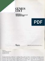 Genius Loci (Towards a Phenomenology of Architecture) - Christian Norberg-Schulz 1979 - eBook