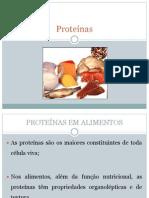 3. Proteinas - Mariana