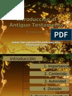 Introducción al Antiguo Testamento-parte 1-