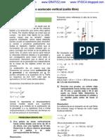 CAP 2_MOVIMIENTO RECTILÍNEO VERTICAL ( CAÍDA LIBRE) NIVEL BASICO-EJERCICIOS RESUELTOS