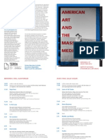 American Art and the Mass Media