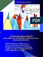 ¿Actividades de Ciencias para niños¿