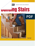 Building Stairs [for Pros by Pros] - A. Engel (Taunton Press, 2007) BBS