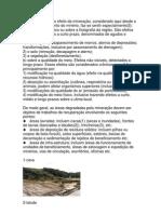 trabalho de PCCII- Recuperação de Áreas Degradadas