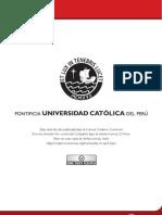 """TESIS PUCP """"PROYECTO DE APLICACIÓN DEL MÉTODO TAJEO POR SUBNIVELES EN EL TAJO 420-380 EN MINA CHIPMO, U.E.A. ORCOPAMPA"""""""