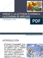 actividad econcomica la-economía mercado