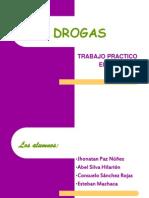 Presentacion LAS DROGAS