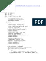 Autenticacion de Usuario en Java