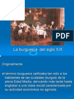 2011 Clase 21 La Burguesia Siglo XIX