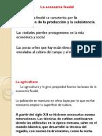 2011 Clase 3 Economia Feudal