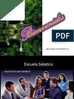 1ra_ponencia Escuela Sabatica