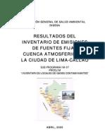 Informe Invent a Rio FUENTES FIJAS Lima-Callao1