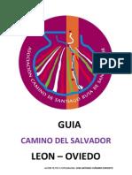 Guia Final Del Camino Del Salvador