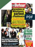 LE BUTEUR PDF du 25/04/2012