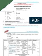 Silabo Herramientas de Desarrollo de Sw (2012 - i) h