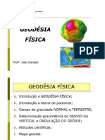 AULA 02_INTRODUCAO a Gedesia Fisica-I 2010 [Modo de Compatibilidade