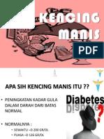 Tekanan Darah Tinggi - Presentasi Lansia