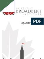 The Broadbent Institute