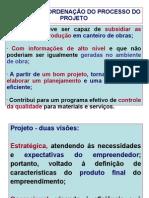 Apresentação1. gestão do projeto ppt