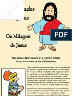 Os Milagres de Jesus - The Miracles of Jesus