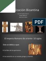 La Civilización bizantina