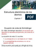 Estructura Electronic A de Los Atomos