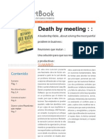 Reuniones Que Matan (Death by Meeting)