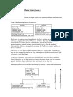 Worksheet 6 Class Inheritance