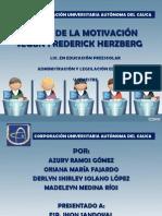 Teoria de La Motivacion..Diapositivasppt