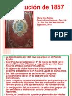 Constitucion Del 1857