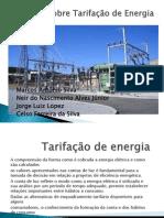Trabalho Sobre Tarifacao de Energia
