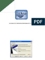Secuencia Para Configurar Simulacion