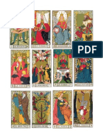 Tarot (Skeniran Thoth Tarot Deck - Sve Karte)