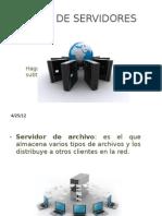 TIPOS DE SERVIDORES