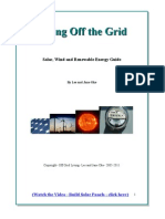 Living Off the Grid Volume11 Book