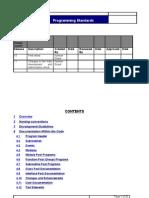 ABAP Program Standards
