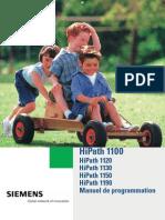 Administration hipath 1150 siemens Fr