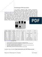 Materi 1 - Perkembangan Mikroprosesor
