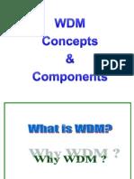 WDM Concepts & Components_FOC_Students_April 2011