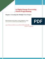 การประมวลผลภาพด้วยดิจิทัลด้วยโปรแกรม Visual C++ EP1 Creating the Multiple View Project