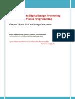 การประมวลผลภาพด้วยดิจิทัลด้วยโปรแกรม Visual C++ EP2 Basic Pixel and Image Component
