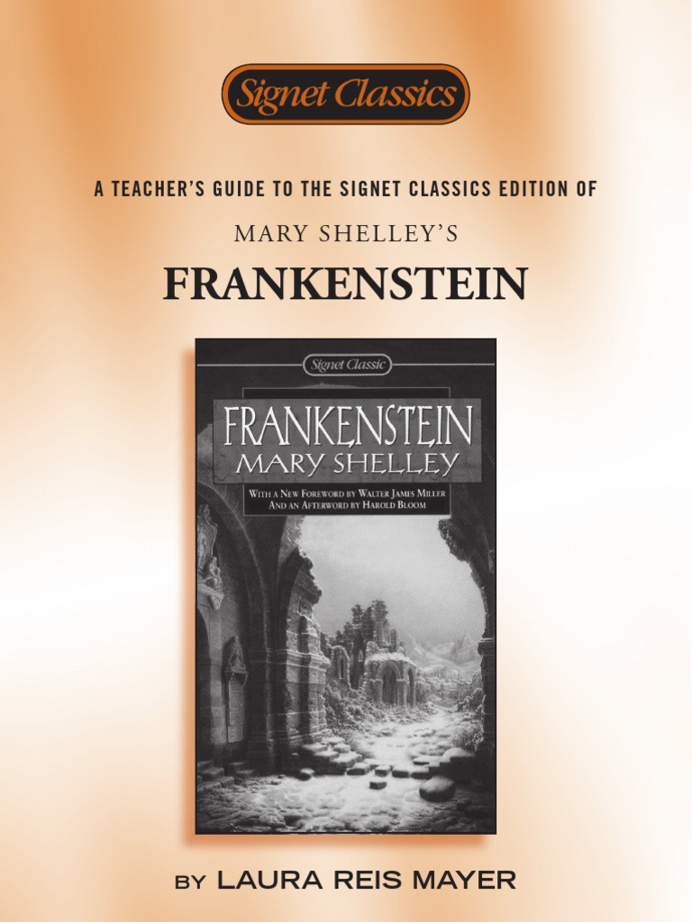 a literary analysis of underlying themes in frankenstein by mary shelley Literary analysis - euthanasia and frankenstein such as those found in mary shelley's frankenstein suicide fail to deal with underlying medical.